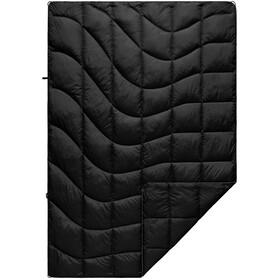 Rumpl Down Puffy Blanket 1P, zwart